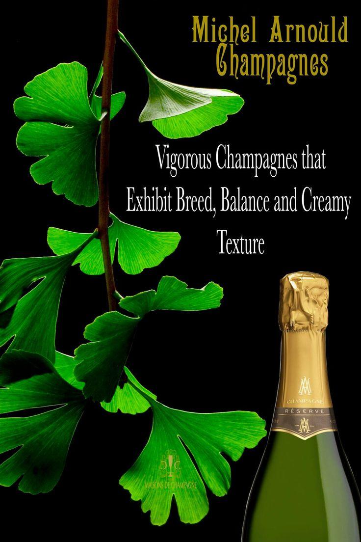 Michel Arnould Champagnes Available at Maisons de Champagne