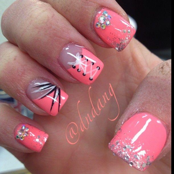 #nail #design
