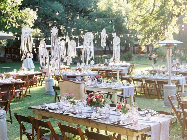 Boho Chic Wedding #boda #wedding #boho