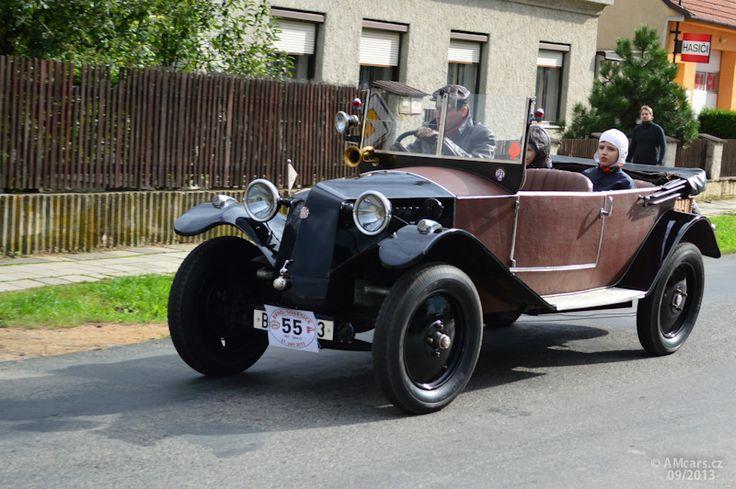 1927 Tatra 12