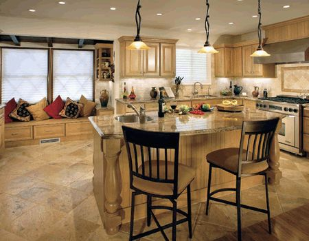 8 best Kitchen with maple cabinets images on Pinterest
