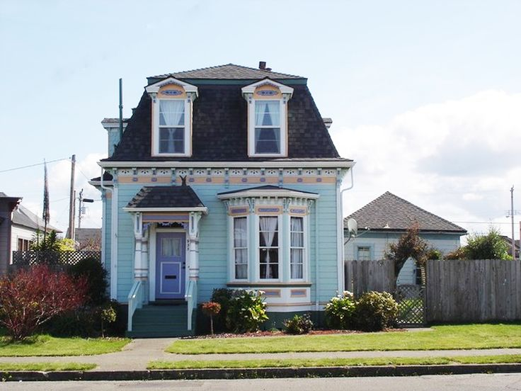 Pacific Northwest Real Estate Listings - Historic Homes in the Pacific Northwest