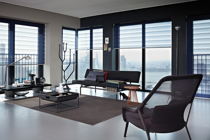 Epic blinds from Luxaflex' new Roller Blinds collection!