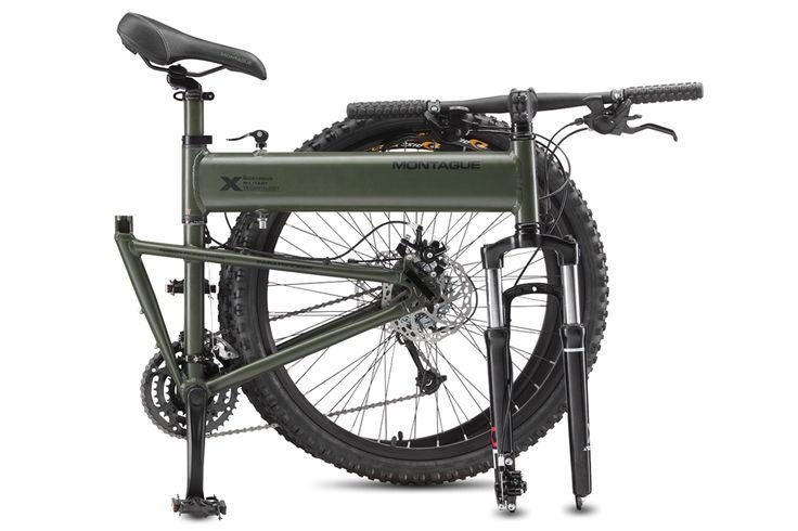 Montague Paratrooper Folding Mountain Bike