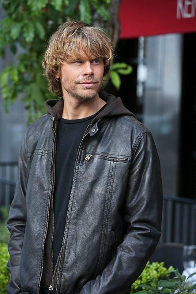 Eric Christian Olsen -- As LAPD Detective Marty Deeks