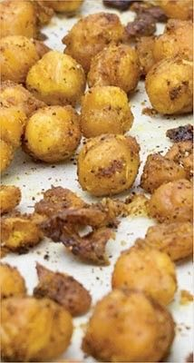 Three recipes to make you love chickpeas - Nutrition Action - Chickpea Poppers