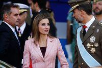 Le Prince Felipe et son épouse Letizia vont devenir les souverains d'Espagne