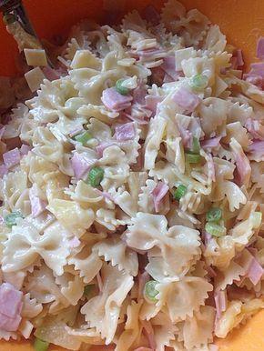 Hawaii Nudelsalat