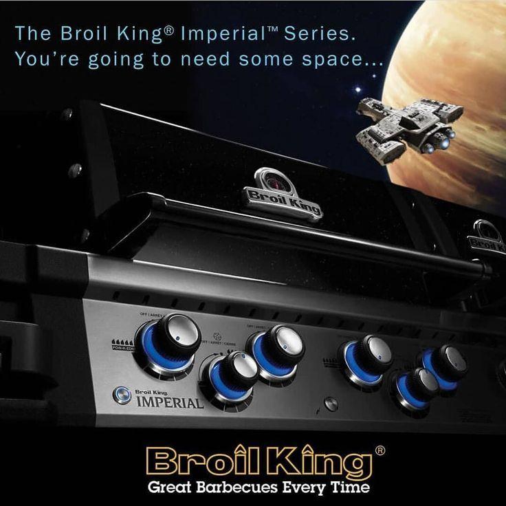 Broil King z serii Imperial #lastjedi #grill #grillgazowy #broilkingpolska #broilkingpl #starwars #gwiezdnewojny #ostatnijedi