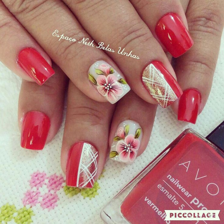 Nail Designs For Spring And Summer