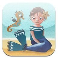 Deze app is gebaseerd op het gelijknamige prentenboek, geschreven door Sanne te Loo. Het verhaal gaat over een meisje Ida. Zij vindt op de laatste dag van haar vakantie iets heel bijzonders aan het strand: de schoenen van een zeemeermin. Wanneer Ida de flippers aantrekt, weet ze dat ze haar ware bestemming heeft gevonden: zij is eigenlijk een zeemeermin.