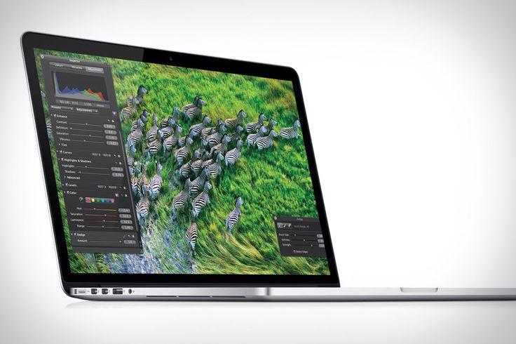 Macbook Pro with Retina display. Enough said.