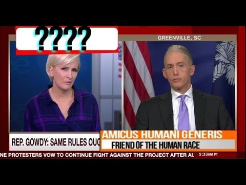 TREY GOWDY Just SHOWED EACH & EVERY CLINTON SUPPORTER How Much Hillary LIED … - USA DAILY INFO
