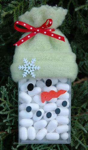 so cute use ric rack for noseChristmas Crafts, Snowman Crafts, Embroidery Gardens, Ticking, Tic Tac, Stockings Stuffers, Tac Snowman, Christmas Ideas, Snowman Tic