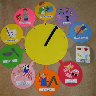 Decoração da Sala de Aula | Atividades Jardim colorido para o Ensino Infantil