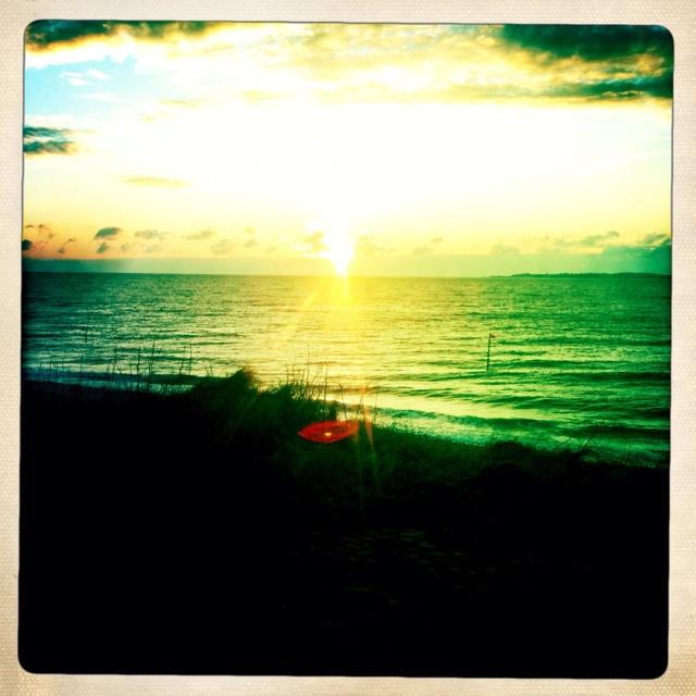 Sunset Samsø