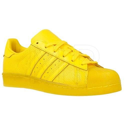 Adidas Men Superstar Adicolor orange sun glow PYS
