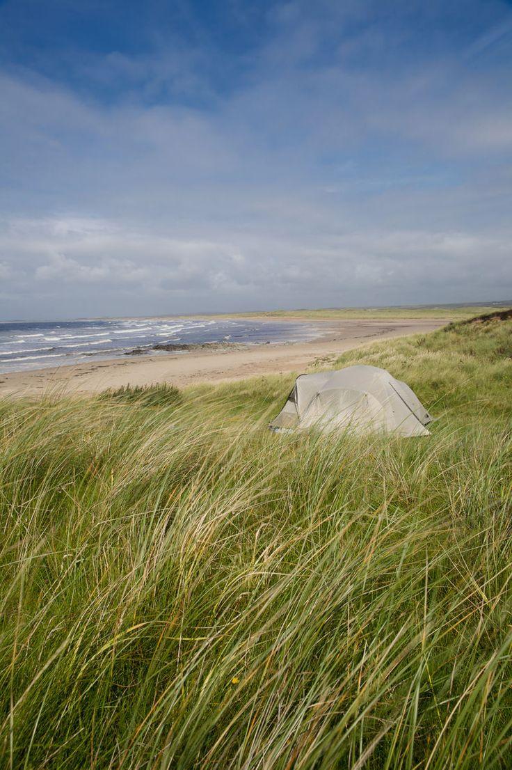 Kintra Farm. Isle of Islay. http://www.coolcamping.co.uk/campsites/uk/scotland/scottish-isles/isle-of-islay/127-kintra-farm