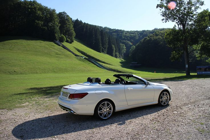 Mercedes E-Klasse Cabrio 2013 | by RobGreen