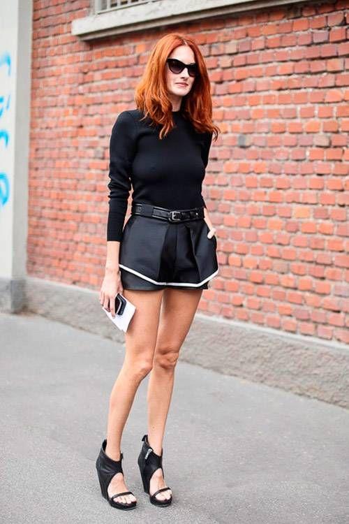 Артистический директор интернет-магазина Moda Operandi, рыжеволосая жительница Нью-Йорка Тейлор Томаси Хилл стала любимицей фотографов стритстайла, в частности, Томми Тона, еще во времена своей работы директором отдела стиля и аксессуаров в Marie Claire