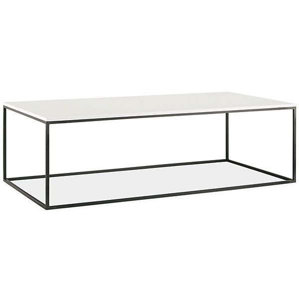Room & Board - Tyne 48x24 15h Cocktail Table