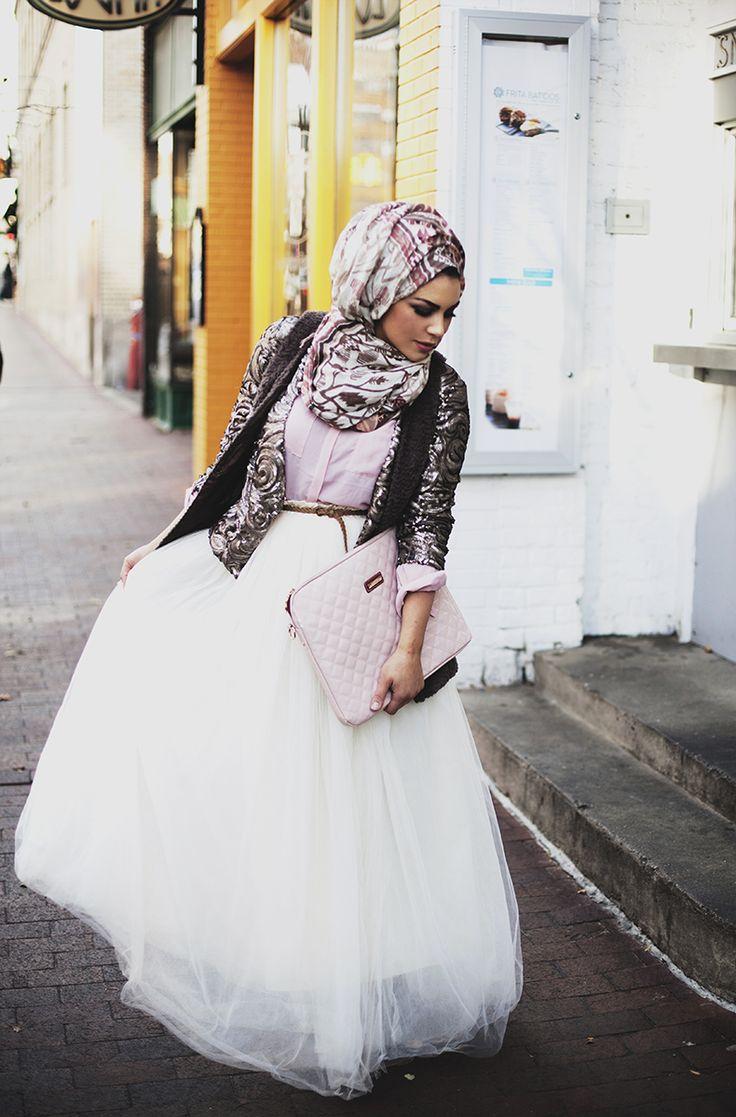 Modest Street Fashion | Hashtag Hijab