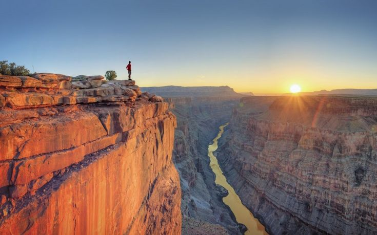 GRAND CANYON - ARIZONA USA  ---How many of these 39 natural wonders of the world have you been to?