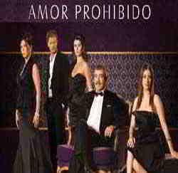 Telenovela Amor prohibido: Capítulo 151