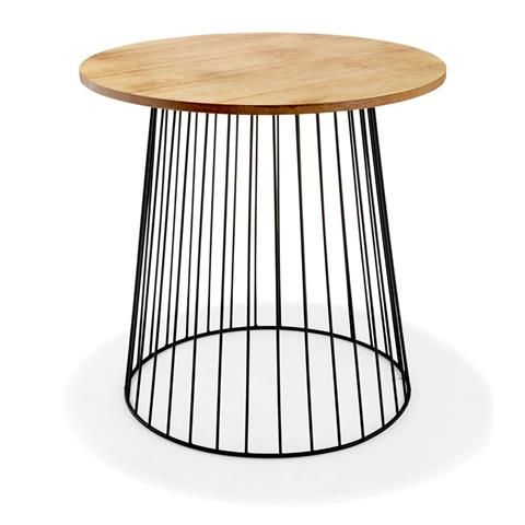 Black Wire Side Table | Kmart$29