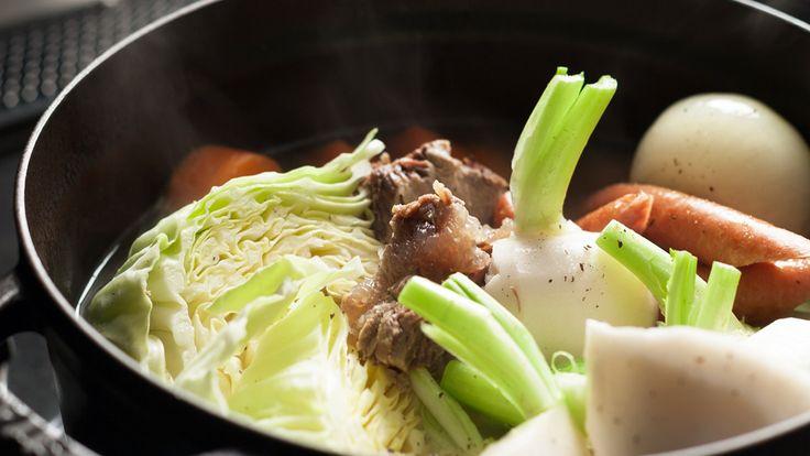 スペイン北部の「チカラめし」。お肉と野菜のボリュームスープ | TABI LABO