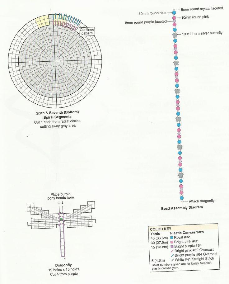 3057 best Plastic canvas patterns images on Pinterest