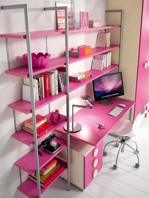 Ecco un particolare della #cameretta ONE: perfetta per #organizzare al meglio i propri #spazi!