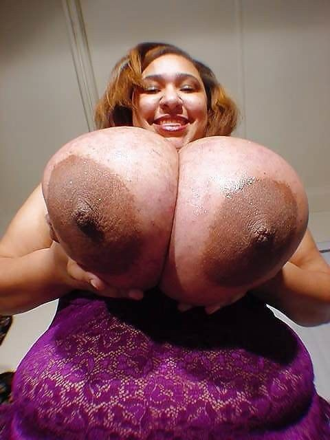bbw breast black - Honey Juggs