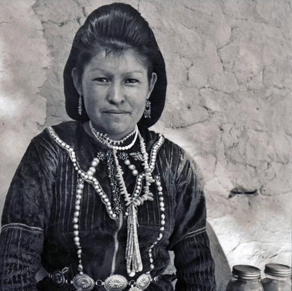 Co-Chee-Nez-Zalle - Navajo - 1952