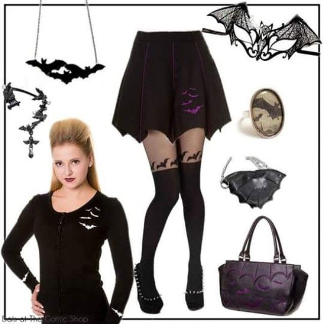 If you're mad abot bats here's lovely collection of batty items! #BannedApparel #bannedapparelus #thegothicshop #bats #goth #dark