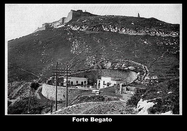 Visitiamo la #Liguria dalle sue alture nella sua seconda metà: l'anima verde! A #BELINchestoriePX partiamo da #fortebegato #forti di #genova Forti Genova