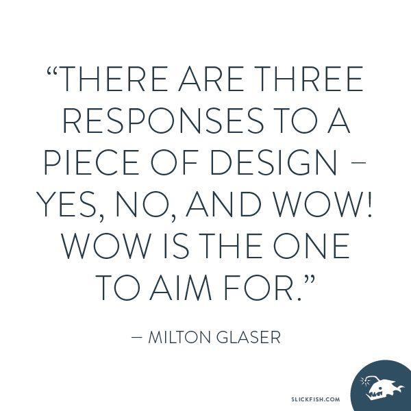 Milton Glaser  |  by: slickfish.com