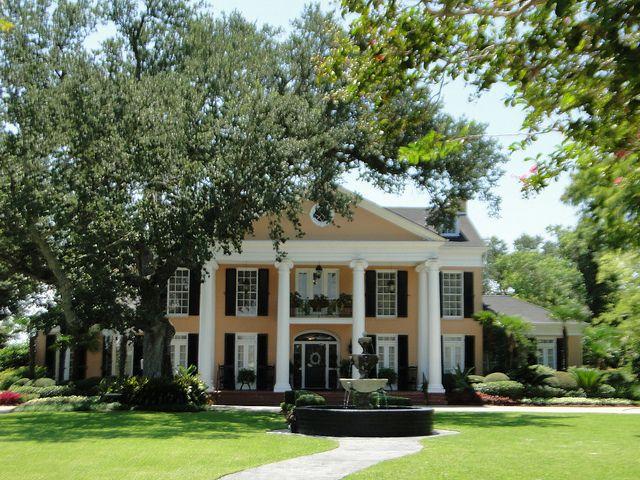 Southern Oaks Plantation Wedding Venue in New Orleans, Louisiana...