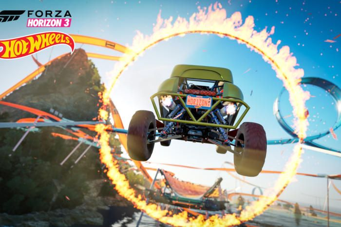 This week in games: Forza Horizon 3 gets Hot Wheels, Terry Crews gets a wild Old Spice PC