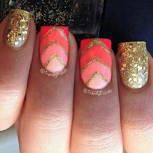 HOT NAILS!!! | See more at http://www.nailsss.com/colorful-nail-designs/2/