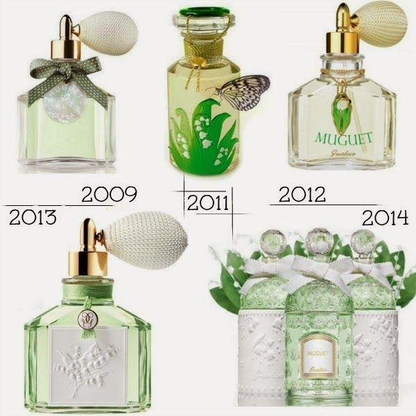 Muguet de Guerlain  Un jour, un flacon, un parfum  http://cosmeticosaldesnudo.blogspot.com.es/2014/02/muguet-de-guerlain-un-jour-un-flacon-un.html