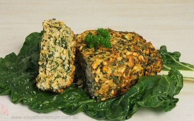 Chicken and Spinach Meatloaf   Stay at Home Mum