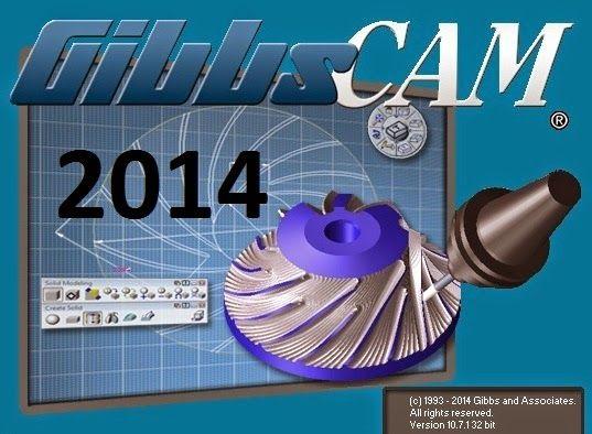Gibbscam Multilanguage 10.7.9.0 2014 Download