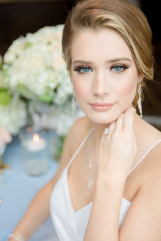 Brooklyn Designs bridal jewelry.