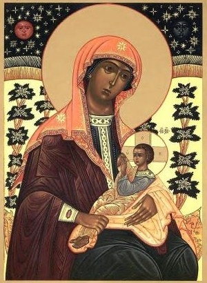 Mother of God Nourisher of Life