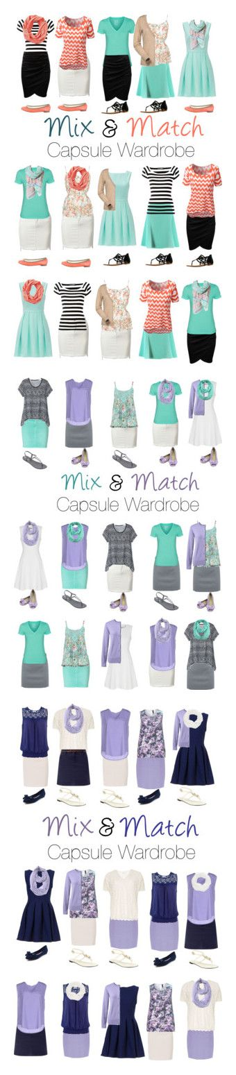 """Capsule Wardrobe: Spring 2016"" by mary-grace-see on Polyvore featuring Spring, capsulewardrobe, Hurley, Roland Mouret, Dolce&Gabbana, Smartwool, Musto, Kate Spade, Not Rated and Repetto"