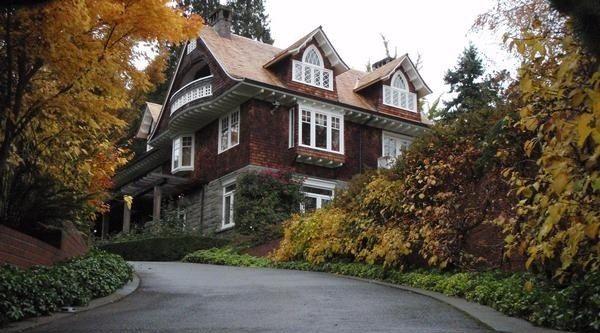Kurt Cobain's House, Seattle, Washington