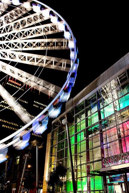 Manchester Wheel #1