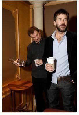Joe Flanigan and David Hewlett #stargate