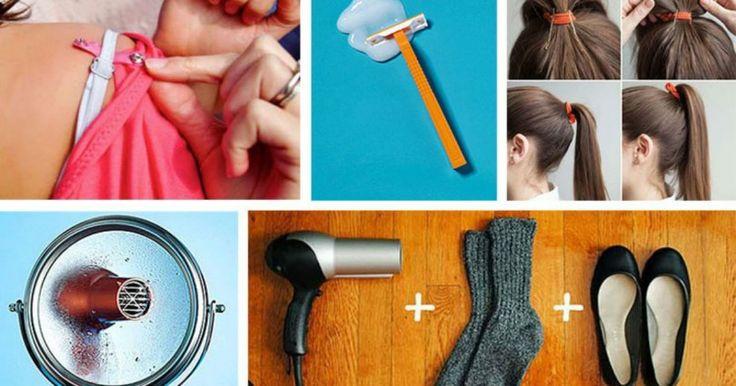 19 Πανέξυπνα tips μόνο για γυναίκες!